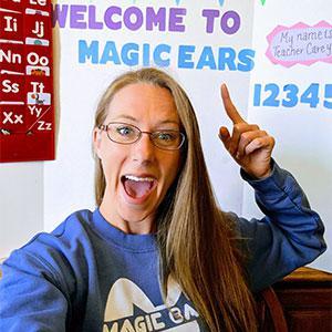 Online ESL Teacher for Magic Ears