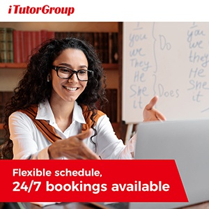Online English Teacher at Itutor Group - teach kids and adults 24/7