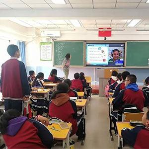 Online ESL Teacher for Class100