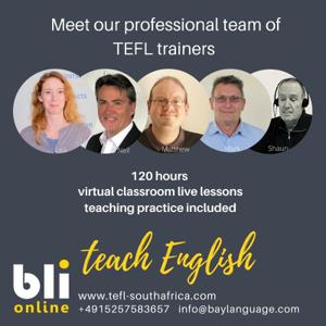 Teach anywhere with our practical, skills-focused, 120-hour TEFL qualification.