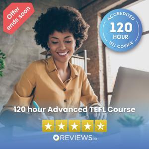 Fast Track 120 Hour Advanced TEFL Course
